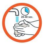 Mesures de préventions: laver ses mains