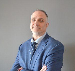 Patrick Sévigny est le propriétaire de Pro-Sec nettoyage de tapis