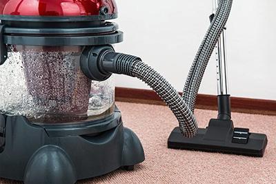 drying carpet at home vacuum