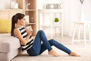 nettoyage de tapis et carpettes résidentiel